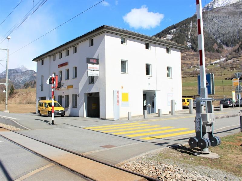 Uffici in immobile commerciale a Li Curt