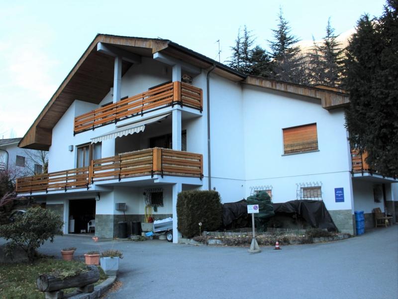 Villa unifamiliare a Brusio