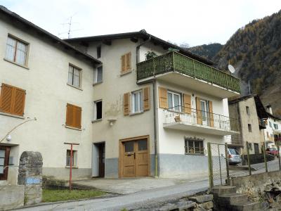 S-97, Einfamilienhaus in Brusio