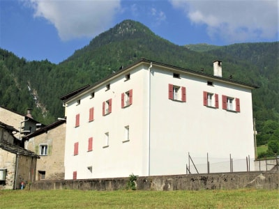 F-113, Comproprietà casa d'abitazione a Campiglioni