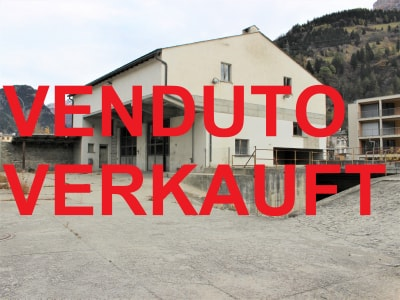 F-167, Magazzino, garage e tettoie a Poschiavo