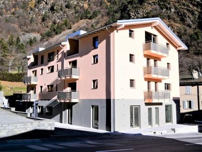 F-168, Appartamenti in Residence Rivera a Brusio