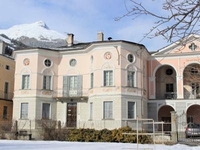 F-171, Casa plurifamiliare in Via di Palaz, Poschiavo