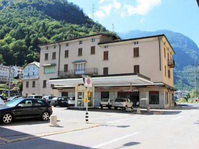 S-234, Immobile commerciale/abitativo a Campocologno