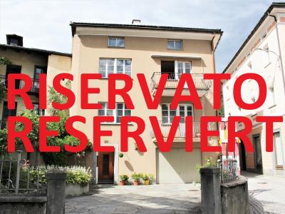 S-235, 4.5 Zimmer-Wohnung in Poschiavo